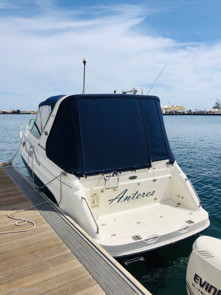 Venom 2800 Sports Cruiser WA built and the best in WA forsale now!!