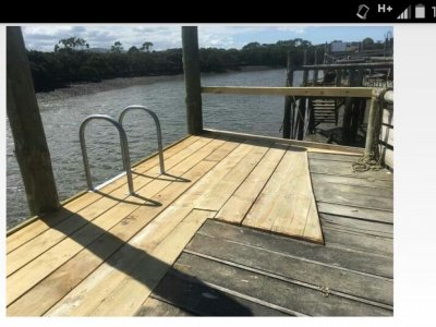 Jetty for sale