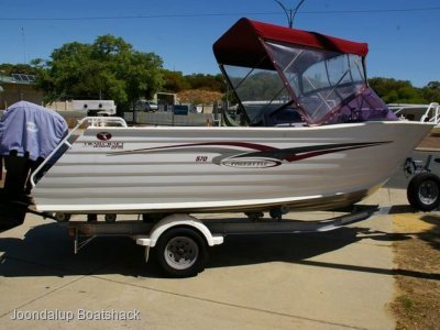 Trailcraft 570 Freestyle 254 hours, original one owner.