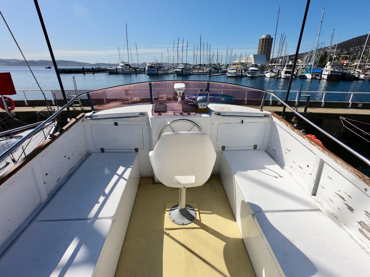 SNOOK MOTORBOAT, EXCELLENT CONDITION