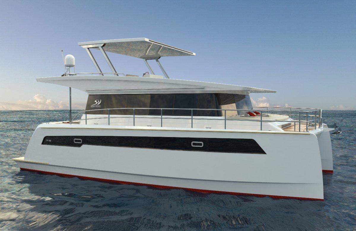 Silent Yachts Silent 44