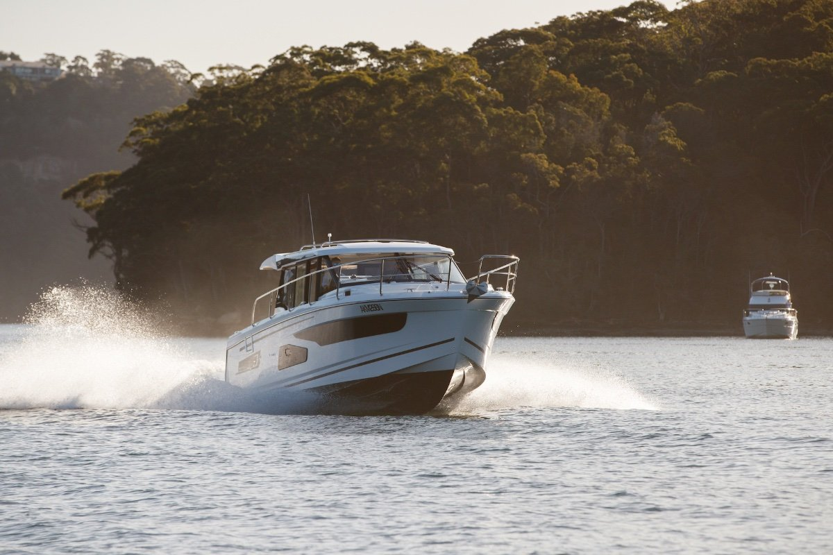 Jeanneau Merry Fisher 1095 | The NSW Jeanneau Dealership - MWMarine