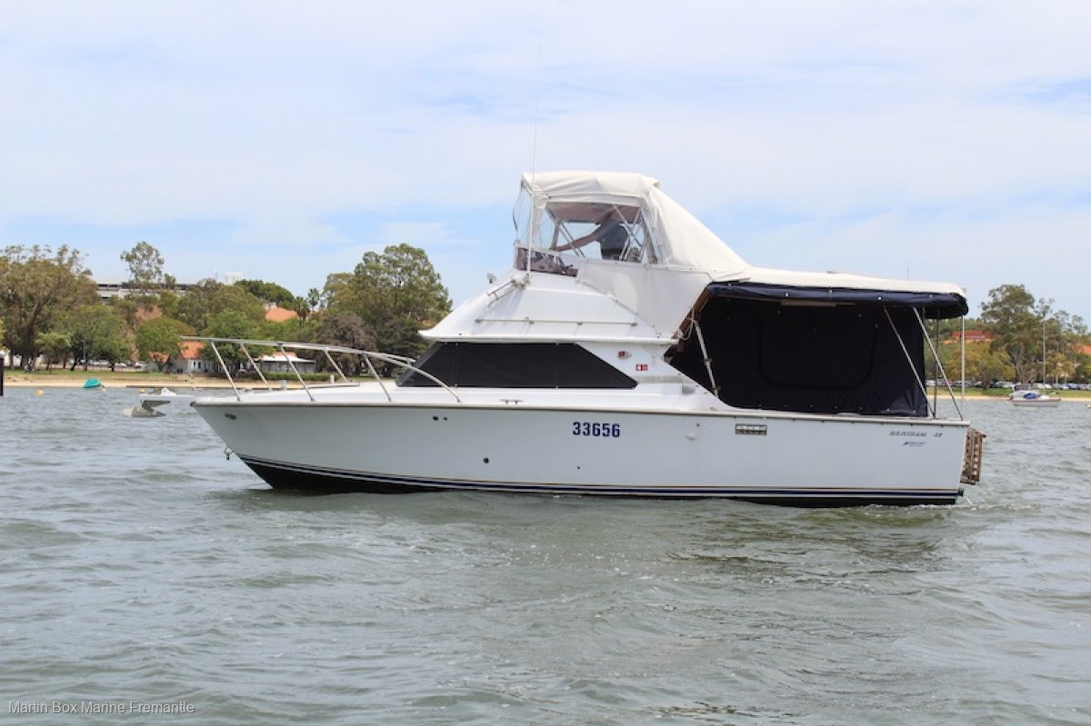 Bertram 28 Sportfisher