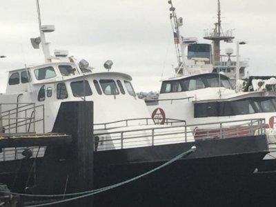 98ft Crew Boat