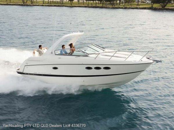 Maxum 2900 SE Maxum 2900 Sports Cruiser is Style and Versatility