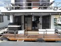 Houseboat Holiday Home on Lake Eildon, Vic.:Harbourside on Lake Eildon