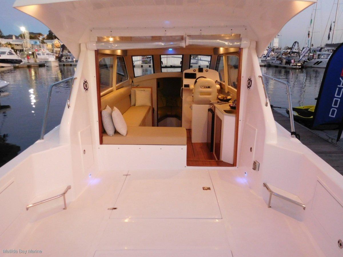 Matilda Bay 32 Open - Twin Inboard Diesel