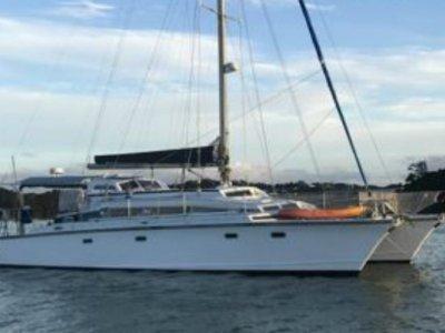 Solaris 52 Catamarn