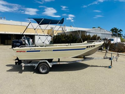 Bermuda 420 Discovery DX In Excellent Condition with a 4 Stroke!
