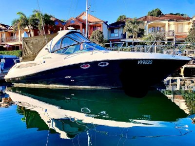 Sea Ray 325 Sundancer- Click for more info...