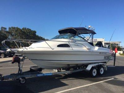 Haines Traveller TC200 Family/ Off Shore Fishing Boat