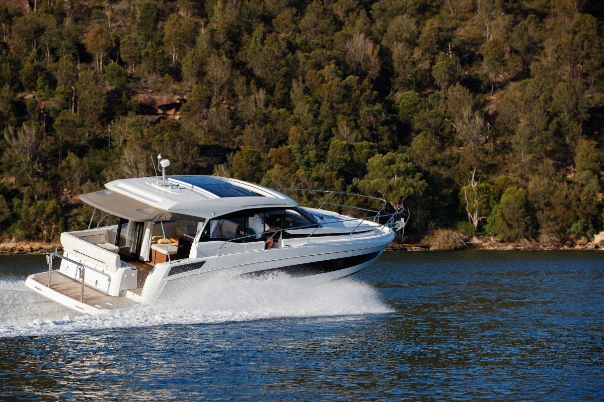 Jeanneau NC 37 | The NSW Jeanneau Dealership - MWMarine