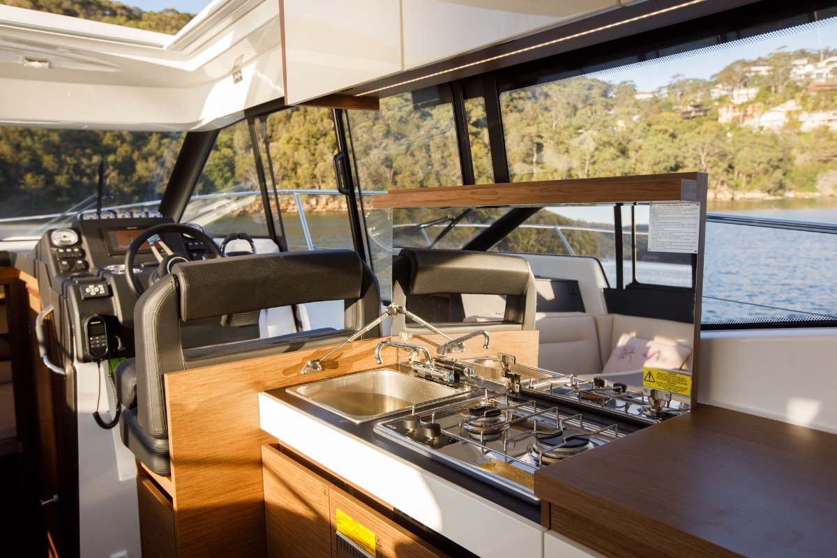 Jeanneau NC 37 | The NSW Jeanneau Dealership - MWMarine