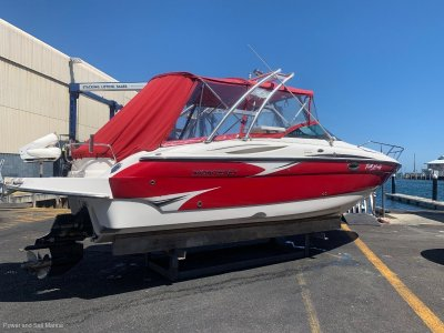 Monterey 278 SS Presents beautifully and ready to hit the water