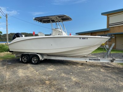 Boston Whaler 240 Outrage