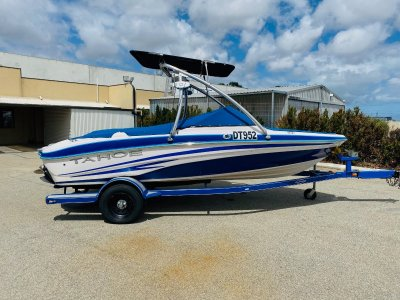 Tahoe Q5i Very Well Maintained Boat in Excellent Condition!