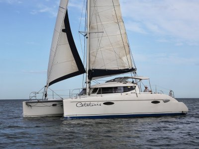 Fountaine Pajot Lavezzi 40 *** One share remaining ***
