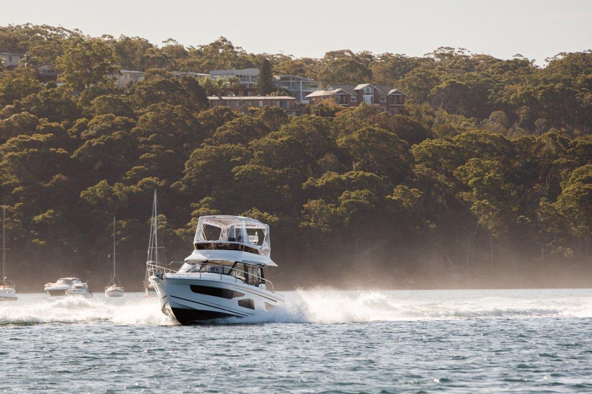 Jeanneau Merry Fisher 1095 Flybridge | The NSW Jeanneau Dealership - MWMarine