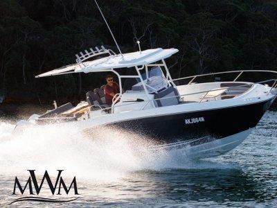 Jeanneau Cap Camarat 9CC | The NSW Jeanneau Dealership - MWMarine