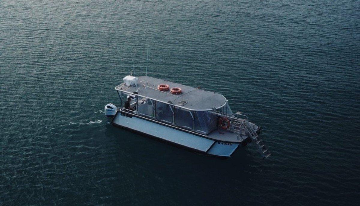 Elite 9 Custom Commercial Aluminium Catamaran