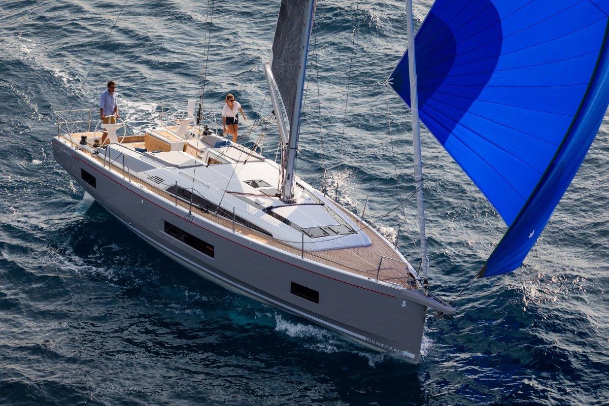 Beneteau Oceanis 46.1 European Yacht of the Year 2019**