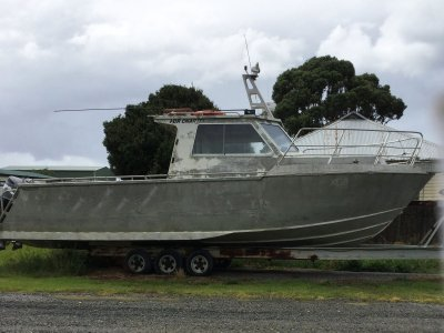 Alufarm Fishing Vessel