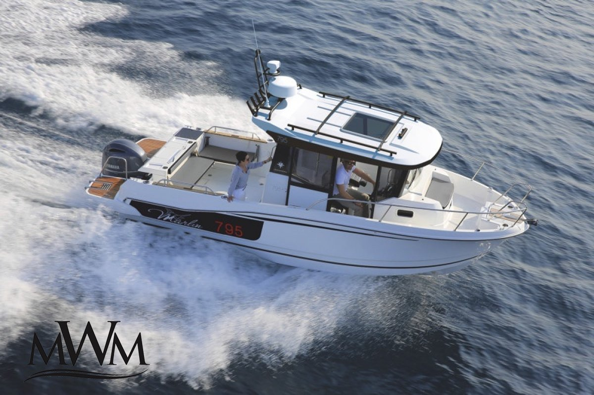 Jeanneau 795 Marlin | The NSW Jeanneau Dealership - MWMarine
