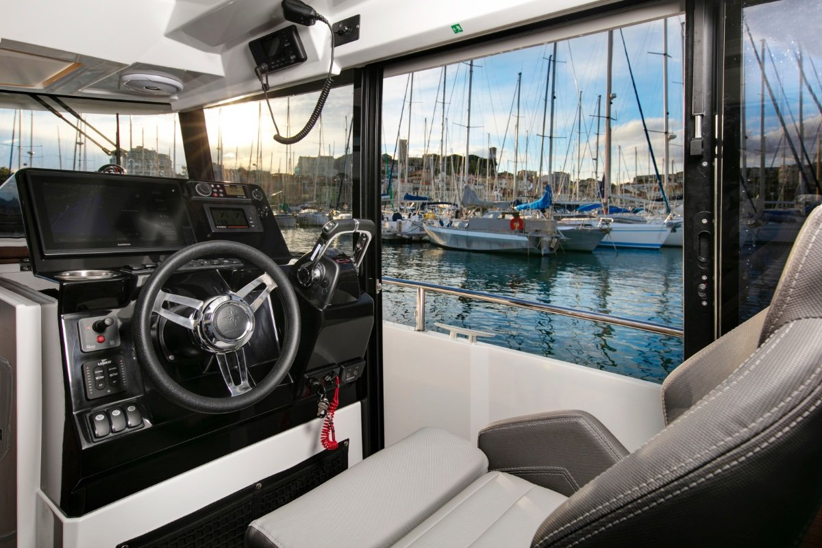 Jeanneau 895 Marlin | The NSW Jeanneau Dealership - MWMarine