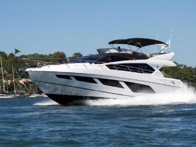 Sunseeker Manhattan 65 Flybridge Cruiser