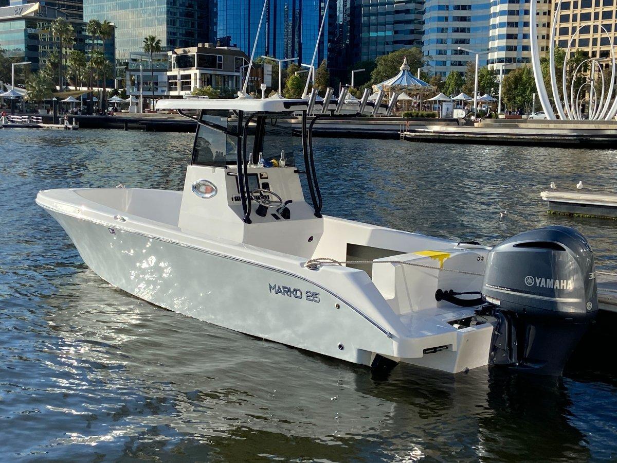 Marko 25 Centre Console 2020 by Marko Boats