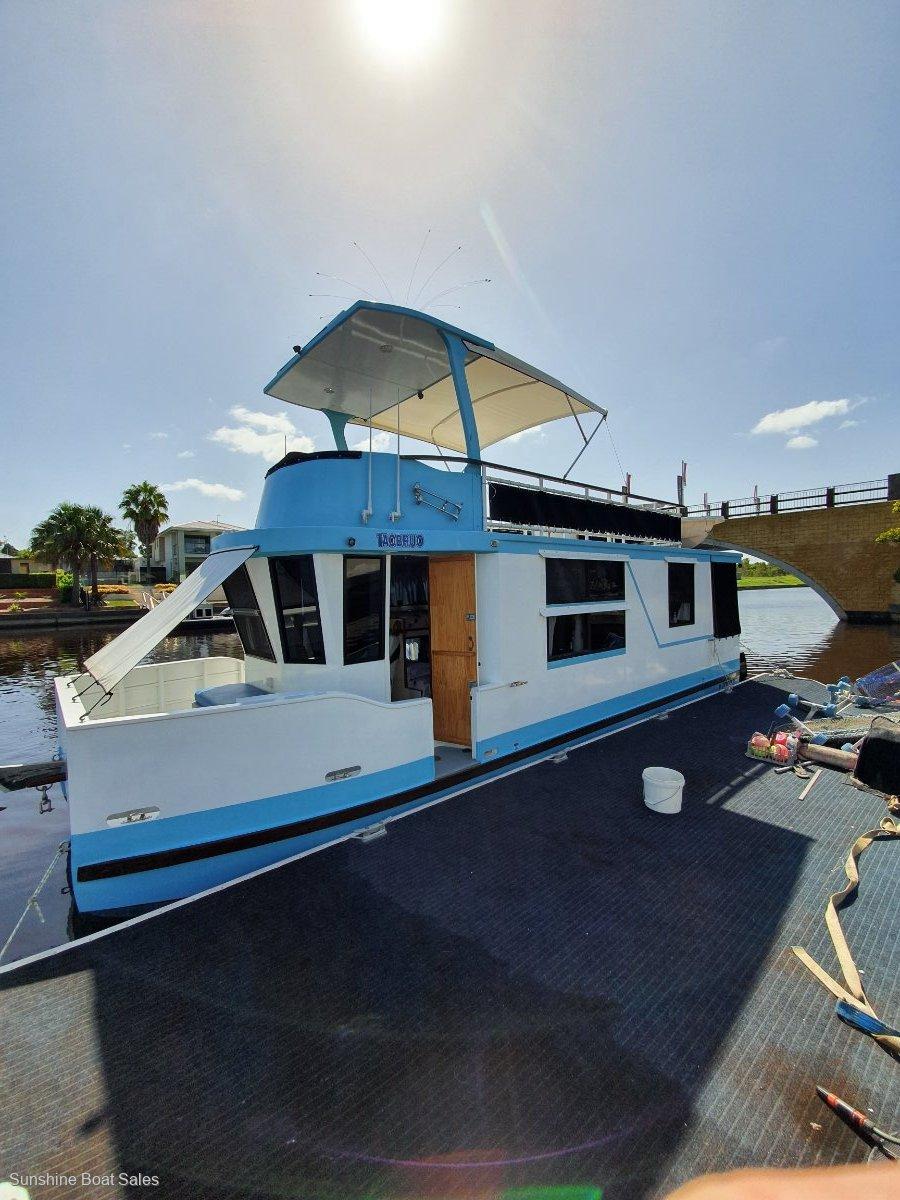 Homecruiser Houseboat Custom Built House Boat