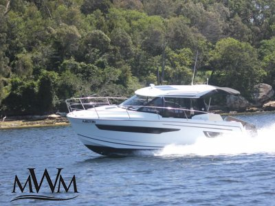 Jeanneau Merry Fisher 895 | The NSW Jeanneau Dealership - MWMarine