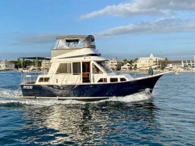 Pacific 36 aft cabin motoryacht- Click for more info...