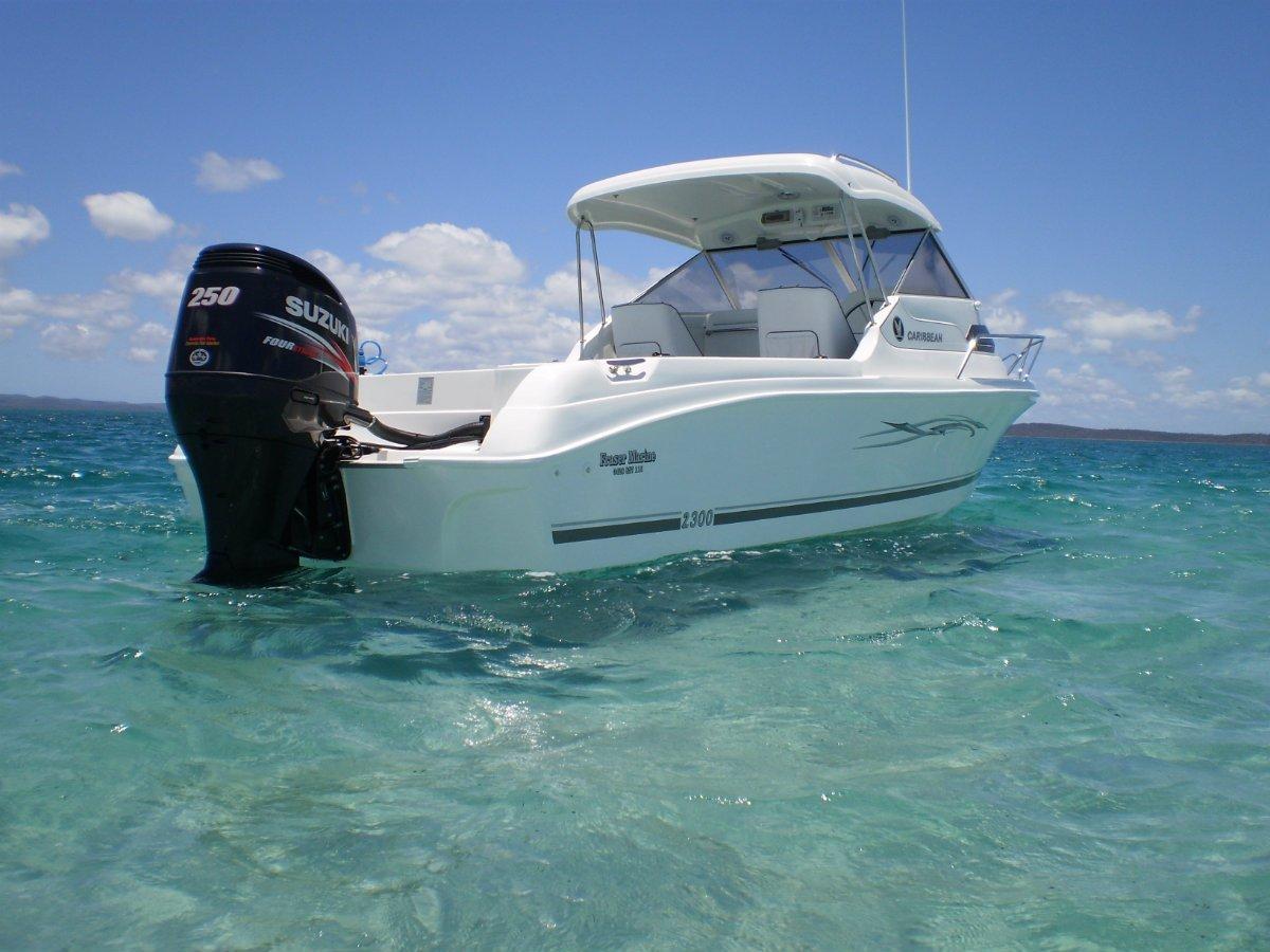 Caribbean 2300 Hard-Top