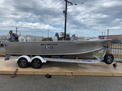 Quintrex 600 Fishseeker - Mercury 80HP 4s 2019 - MUST GO!!