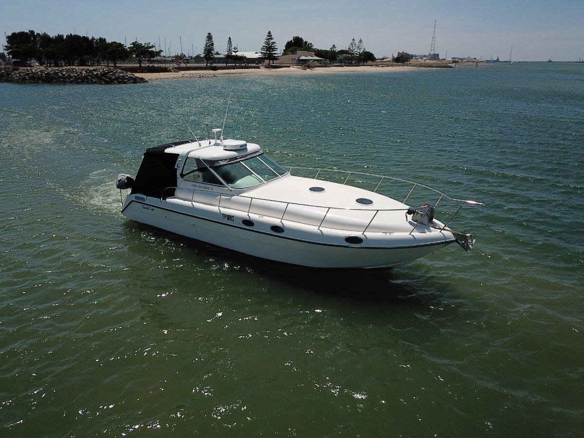 Gulf Craft Ambassador 36