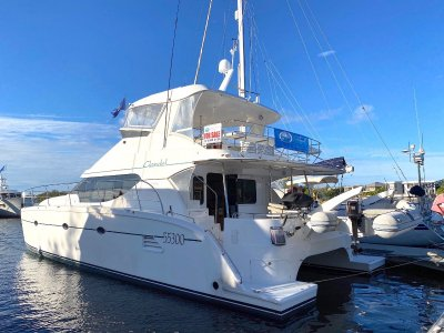 Meridian 48 Next Generation Power Catamaran