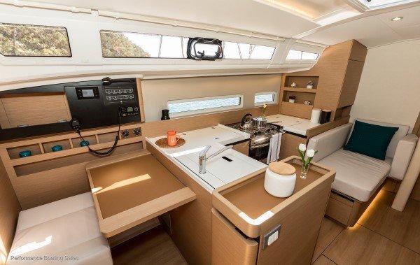Jeanneau Sun Odyssey 410 Boat Share
