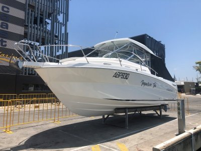 Karnic 2750 Bluewater 2017 Twin 200hp