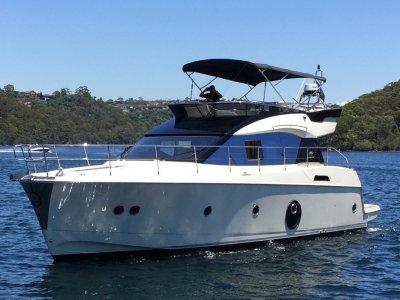 Beneteau Monte Carlo 5 Luxury 50ft Flybridge Cruiser