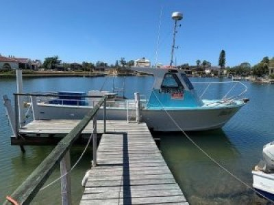 Marko 58 Fishing Vessel
