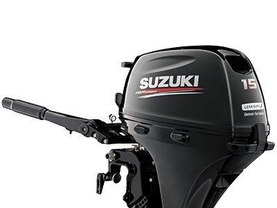 2018 NEW Suzuki 15hp 4-Stroke Long Shaft