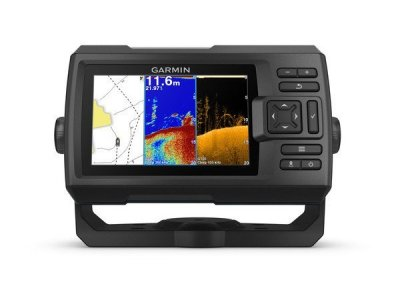 NEW Garmin Striker Plus 5cv Fishfinder