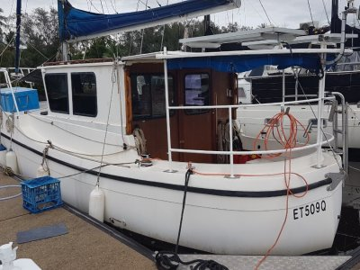 Cuddles 30FT MOTOR SAILER MAKE AN OFFER TODAY