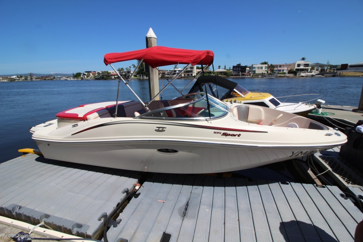 Sea Ray 185 Bowrider Sports
