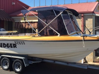Swiftcraft Viking Runabout - Low Hour 4 Stroke
