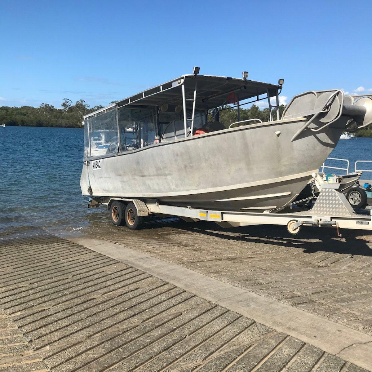 Rip Tide Terrific all rounder classy speedboat