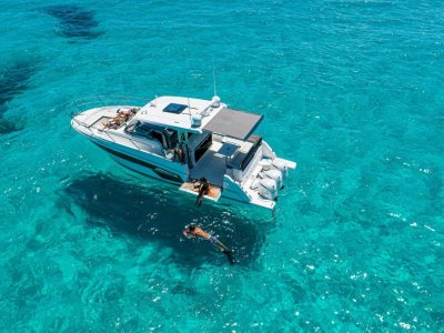 Jeanneau Cap Camarat 12.5WA | The NSW Jeanneau Dealership - MWMarine