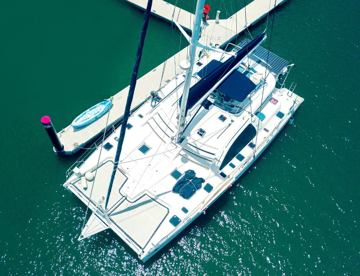 Leopard Catamarans 62:More Amore