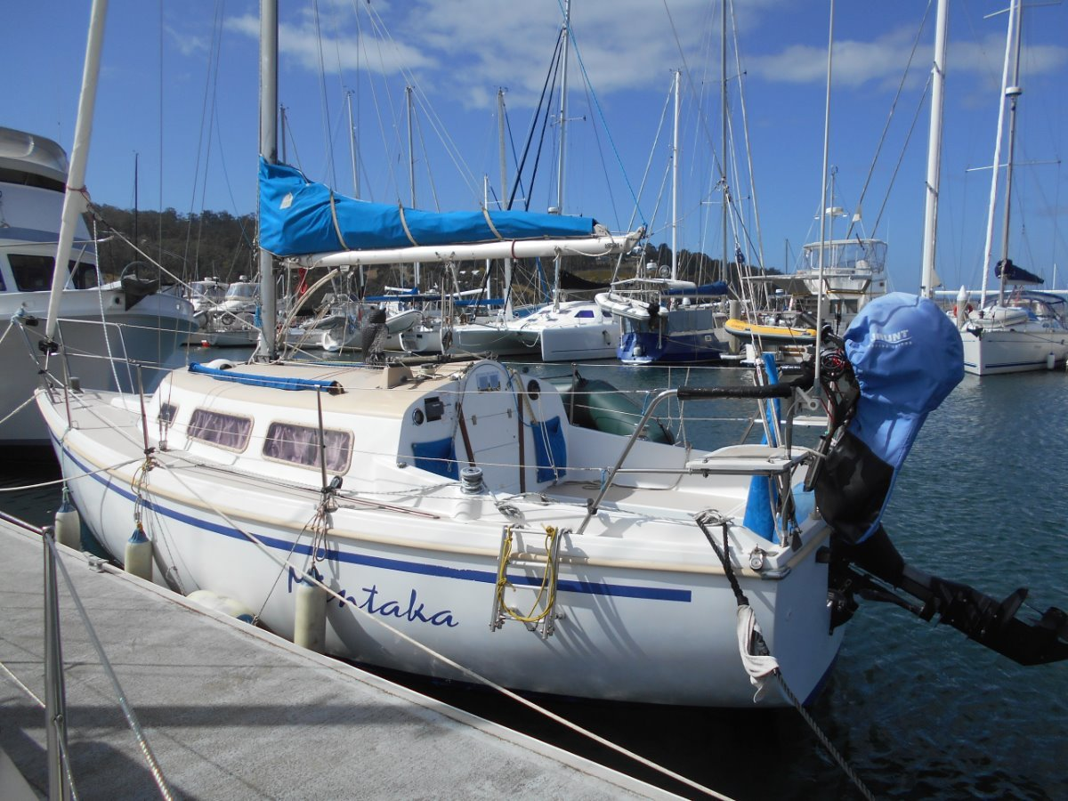 Spacesailer 24 EXCELLENT CONDITION MANY RECENT UPGRADES